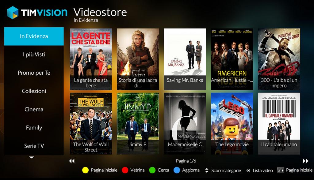 timvision la tv on demand che non fa consumare giga ForTimvision App Smart Tv