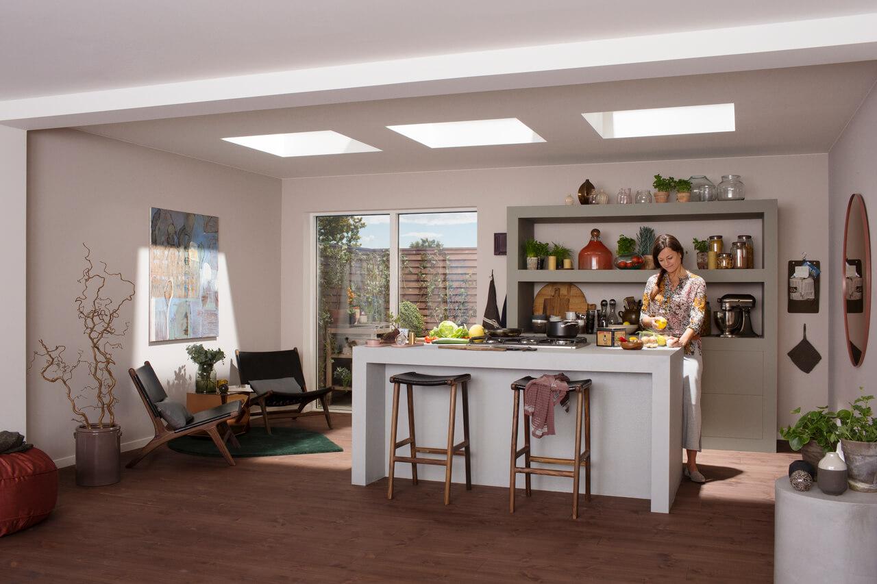 Illuminazione Sottotetto In Legno trasformare il sottotetto in una mansarda abitabile: come